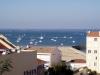 vue sur plage d'Eyrac